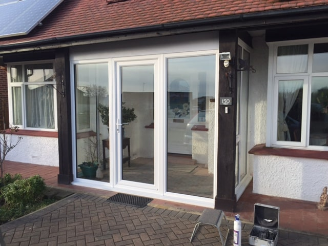 Pvcu sliding patio doors newlite for Pvcu patio doors