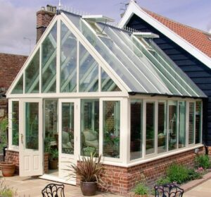 Timber conservatories that are meticulously crafted and built to last by Newlite.
