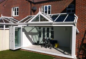 Ultraframe living room