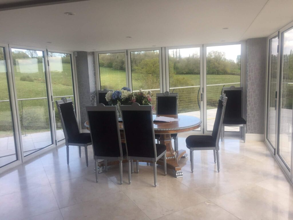 French Doors, Bifolding Doors or Sliding Doors